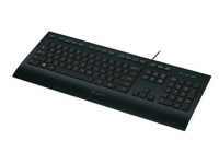 Logitech Keyboard K280e Corded Pan Nordic 920-005216 - eet01