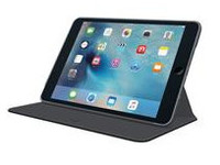 Logitech Focus prot. Case f/iPad mini4 W/Keyboard, Black, Danish 939-001446 - eet01
