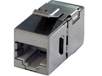 Bachmann Keystone module CAT6 (RJ-45) Coupling - Shielded 940.083 - eet01