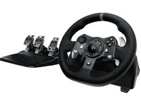 Logitech Driving Force G920 Steering wheel and pedals 941-000123 - eet01