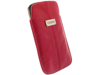 95273 Krusell Luna Mobile Pouch XL Red  - eet01