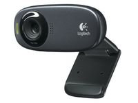 960-000586 Logitech HD Webcam C310 Black USB Connection - eet01