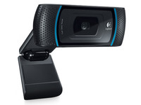 Logitech Webcam B910 HD USB  960-000684 - eet01