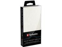 Verbatim Folio iPhone 5 Vanilla White Case and Stand 98089 - eet01
