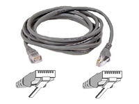 Belkin Patch Cable CAT5 RJ45 snagl gr 30m A3L791B30M-S - eet01