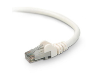 Belkin CAT6 STP Snagless Patch Cable  A3L980B01MWH-HS - eet01