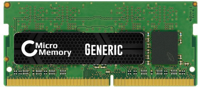 MicroMemory 16GB DDR4 2133MHz PC4-17000 1x16GB so-dimm memory module A8650534-MM - eet01
