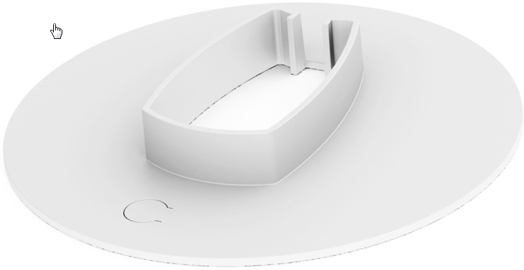 SMS Cover Plate CM F/CL F Smart Media Solutions  AE050021 - eet01