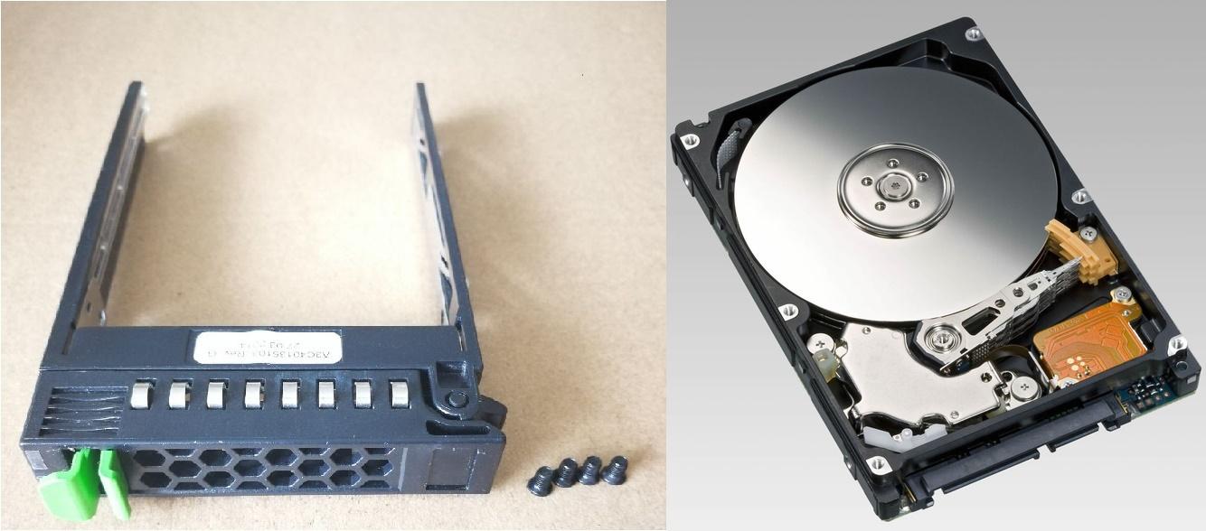 """MicroStorage 500GB 2,5"""" SATA 5400rpm *Refurbished Parts* AHDD0087 - eet01"""
