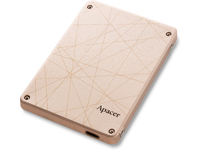 "Apacer AS720 SSD 2.5""  7mm, SATAIII And USB3.1 (Type C),120GB AP120GAS720-1 - eet01"