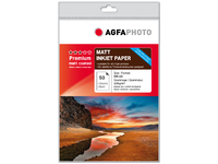 AgfaPhoto Matt Inkjet Paper Single side printable AP13050A4M - eet01