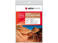 AP21050A4 AgfaPhoto Photo Glossy Inkjet Paper 50 sheets DINA4 - eet01