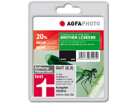 APB985BD AgfaPhoto Ink Black Pages 455, 10ml - eet01