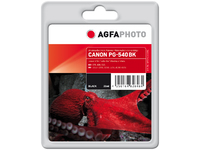 APCPG540BXL AgfaPhoto Ink BK, rpl PG-540 Black, Pages 662, 21ml - eet01