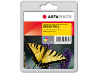 APET041CD AgfaPhoto Ink Color 3x12.5ml - eet01