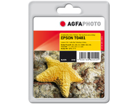 APET048BD AgfaPhoto Ink Black 22.5ml - eet01
