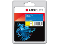 APHP364Y AgfaPhoto Ink Yellow Pages 300, 5ml - eet01