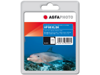 AgfaPhoto Ink BK, rpl HP No 88 XL Black, Pages 2.450, 70ml APHP88XLB - eet01