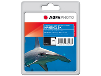 AgfaPhoto Ink BK, rpl HP No. 950 XL BK Black, Pages 2300, 78ml APHP950BXL - eet01