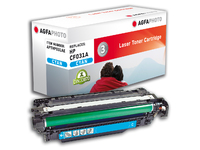 AgfaPhoto Toner Cyan, rpl CF031A/646A Pages 12.500 APTHP031AE - eet01