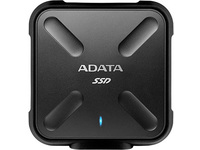 ADATA 256GB SD700 SSD, Black Durable External ASD700-256GU3-CBK - eet01