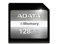 "ADATA 128GB i-Memory SDXC For MacBook Air 13"" ASDX128GAUI3CL10-C - eet01"