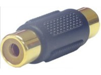 AUDAGG MicroConnect Adapter RCA - RCA F-F  - eet01