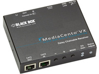 Black box MediaCento VX Receiver Cascadable Long-Range AVX-VGA-TP-CSRX - eet01