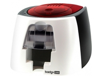 Evolis Badgy200, single sided USB Kit 300 dpi, thermal transfer B22U0000RS - eet01