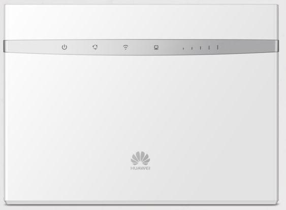 Huawei LTE-Router 300.0Mbit WLAN White B525S-23A-W - eet01