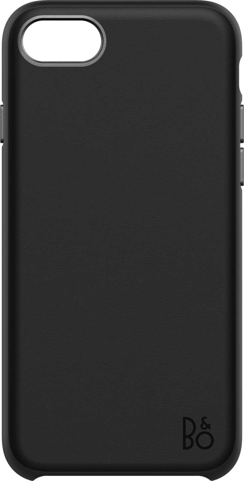 Incipio B&O Case iPhone 8/7/6s/6 Black Leather BOIPH-001-BLK - eet01