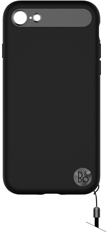 Incipio B&O Case Lanyard iPhone 8/7 Black BOIPH-002-BLK - eet01