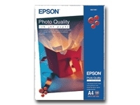 Epson A4 Photo Quality Ink Jet Paper  C13S041061 - eet01