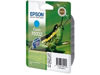 Epson Ink Cyan 17 ml.  C13T03324010 - eet01
