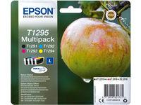 Epson Ink T1295 C13T12954012 Multipa Ck C13T12954012 - eet01