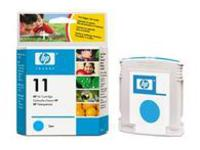 HP Ink Cyan 28ml Pages 1750 ( No. 11 ) C4836AE - eet01