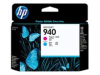 HP Inc. Printhead Magenta + Cyan  C4901A - eet01