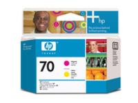 HP Print Head Magenta+Yellow  C9406A - eet01