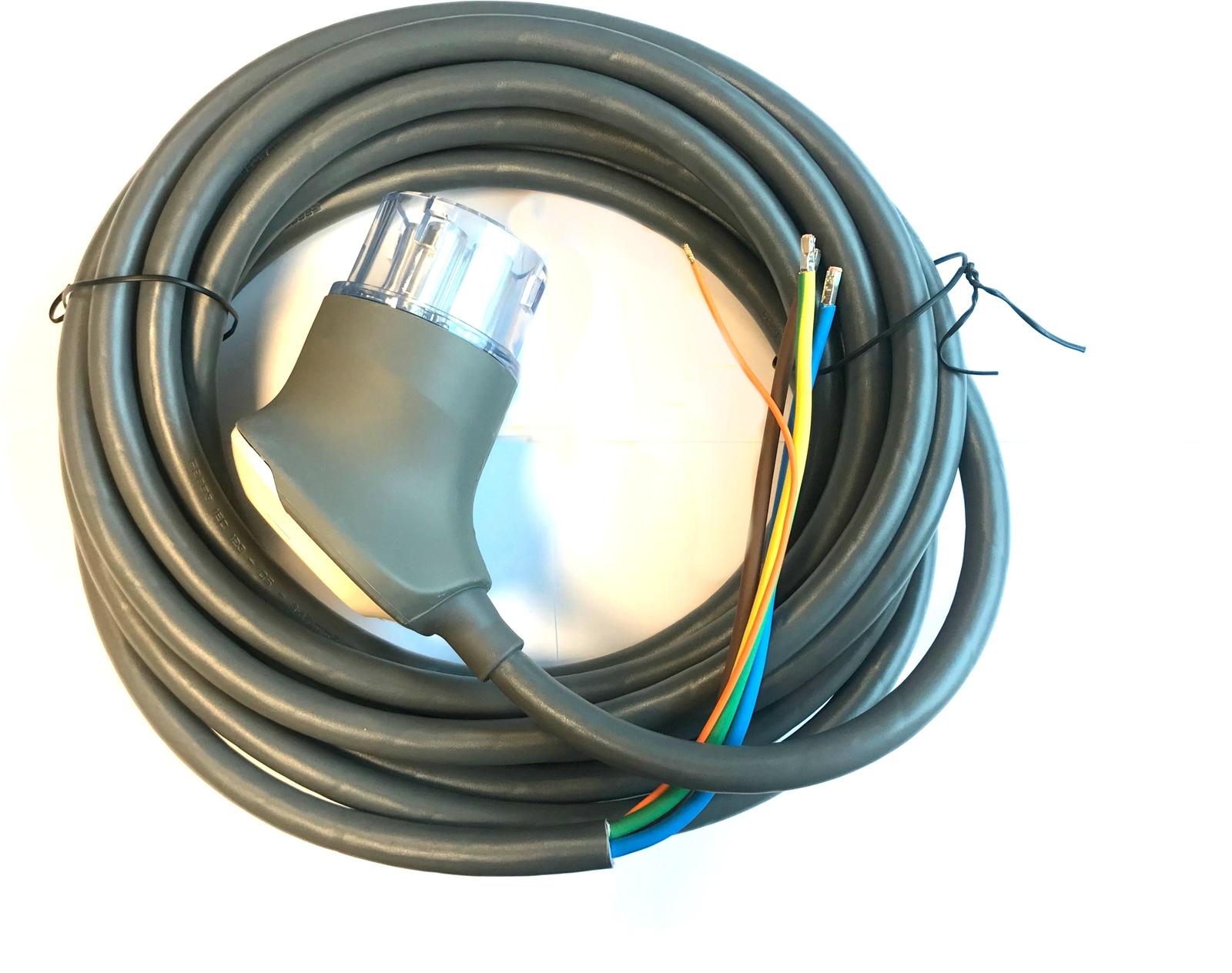 Charge Amps HALO Cable Type 2 32A 1P 7.5m  CA-100793 - eet01