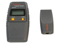 CAB-TEST1 MicroConnect Cable Tester UTP/STP/RJ11-45 BNC Test twisted pair UTP,FTP, - eet01