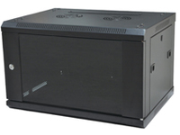 "MicroConnect 19"" Wall mounting cabinet 12U W. 600mm x D 450mm x H 635mm CABINET6 - eet01"