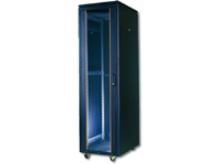 MicroConnect 42U network Cabinet, black H 2053xW 800xD 800, CABINET8 - eet01