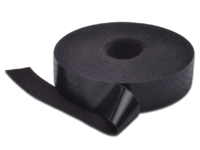 CABLETAPE MicroConnect Velcro Tape, 20mm width 10m Roll, black - eet01