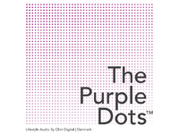 Clint Purple Dots Book, DE version  CAT-CLINT-PDOTS-DE - eet01