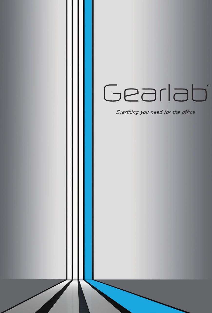 Gearlab Product Catalogue Q4 2019  CAT-GEARLAB-Q4-19 - eet01