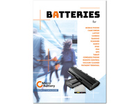 Publication MicroBattery Catalogue 2018 160pcs per box CAT-MB-2018 - eet01