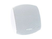 "Ecler AUDEO 106 speaker - White - 50W 8ohm/100V - 6.5"" woofer, CAUDEO106WH - eet01"