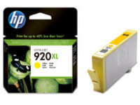 HP Ink Yellow 920XL Pages 700 CD974AE - eet01