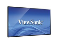 "ViewSonic PRO AV 43"" LED Display - 18h/7d - 1080p/350 nits/16.6mm bezel/ CDE4302 - eet01"