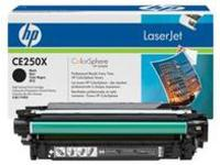 HP Inc. Toner Black High Capacity Pages 10.500 CE250X - eet01